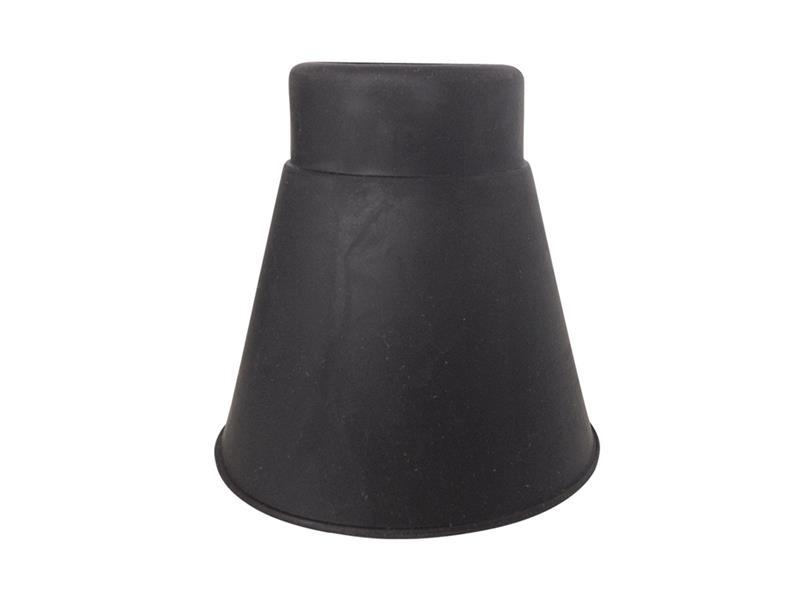 Stožiarová manžeta - čierna neoprénová 42-48mm
