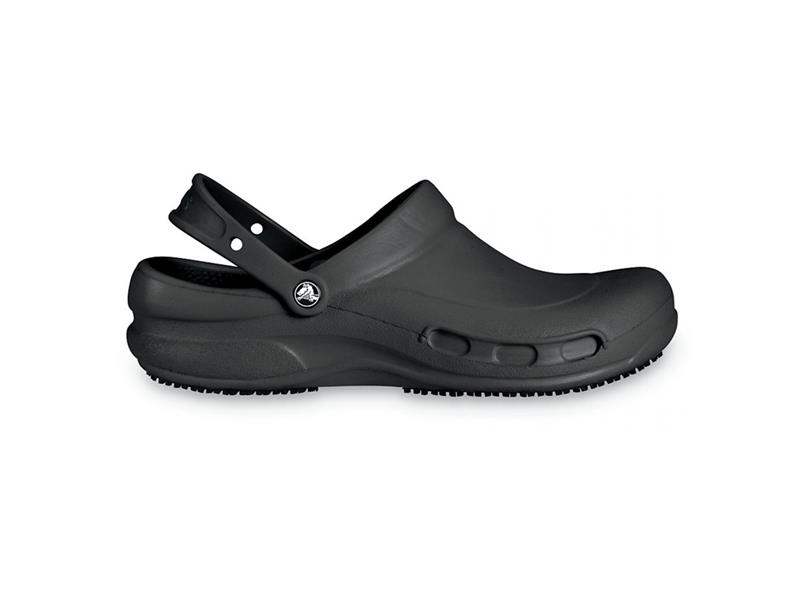 CROCS WORK BISTRO - Black M11 (45-46)