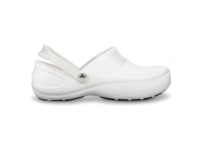 CROCS MERCY WORK - White W8 (38-39)