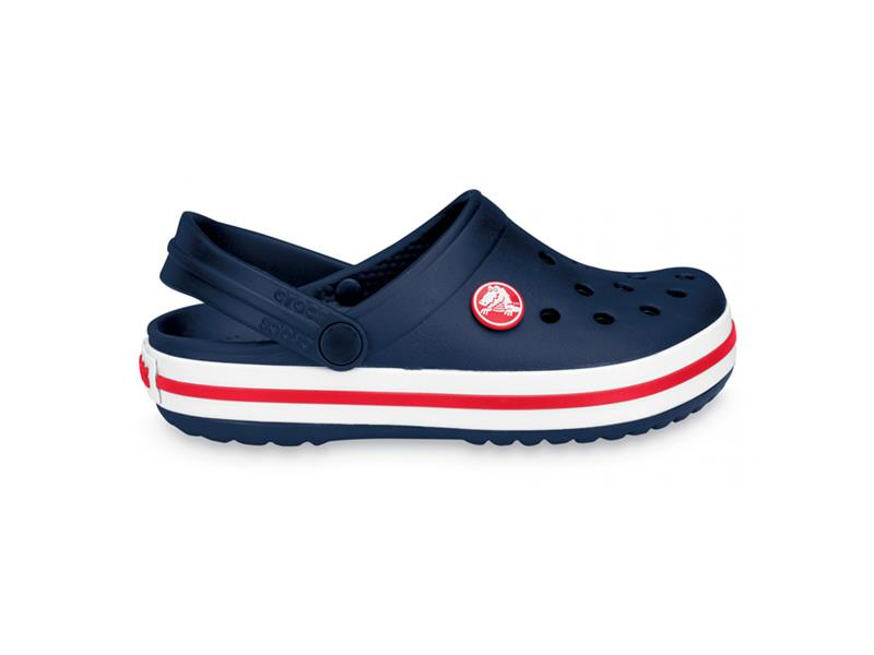 Topánky Crocs Crocband Kids - Navy/Red J3 (34-35)