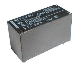 Relé 12V 5A/250VAC 1x přep. FTR-F1 AA012V