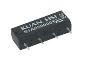 Relé 12V 0.5A/100VDC 1x spín. S1A12