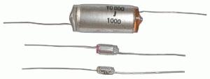 Kondenzátor svitkový 1N5/25V TGL5155 C