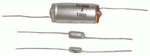 Kondenzátor svitkový 2N7/25V TGL5155 C