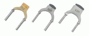 Kondenzátor keramický 18p/100V dovoz rm5