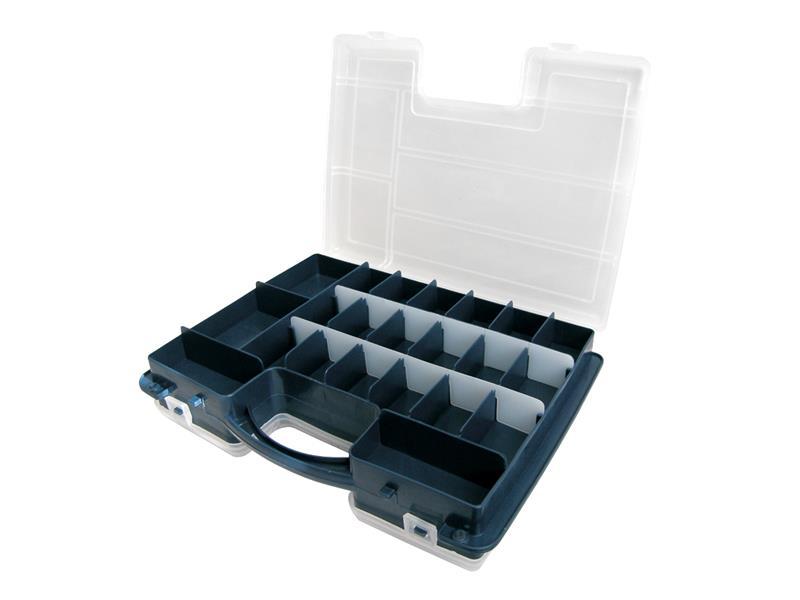 Krabička - organizér oboustranná (295x220x76mm)