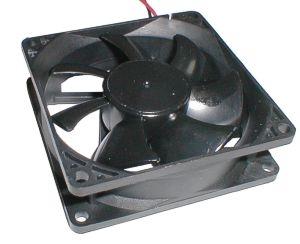 Ventilátor 80 x 80 x 25 mm 12V SUNON CY 205N