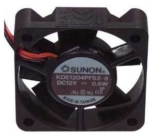 Ventilátor 40 x 40 x 20 mm 12V SUNON CY 420