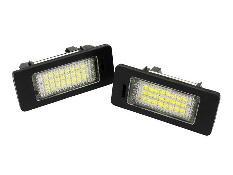 LED osvetlenie ŠPZ BMW
