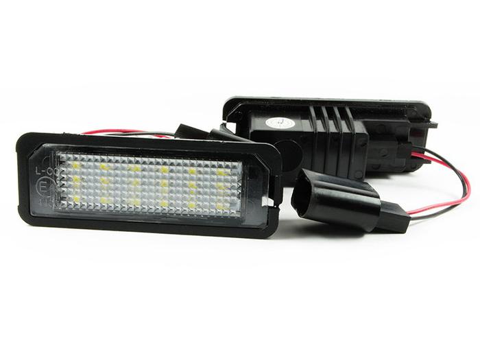 LED osvetlenie ŠPZ SEAT / VW / PORSCHE