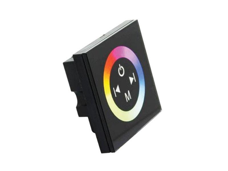 TIPA Nástěnný dotykový RGB kontroler pro LED pásky OLP07