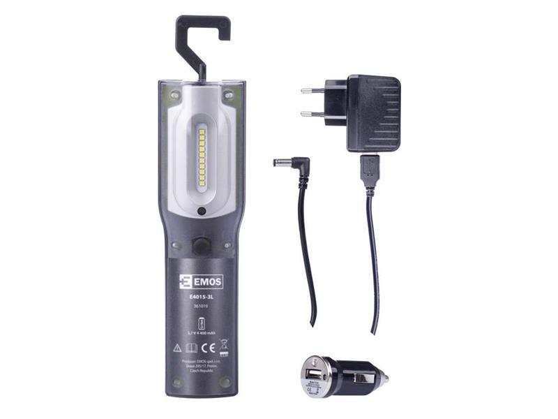 LED nabíjacie svietidlo 5W SMD LED