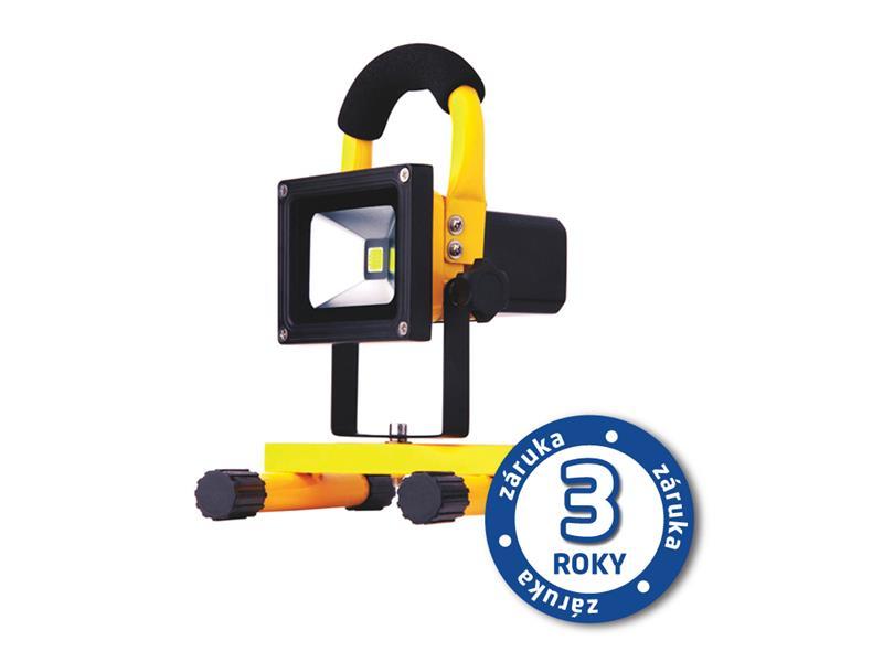 TIPA Reflektor LED AKU PMCOB 20W přenosný