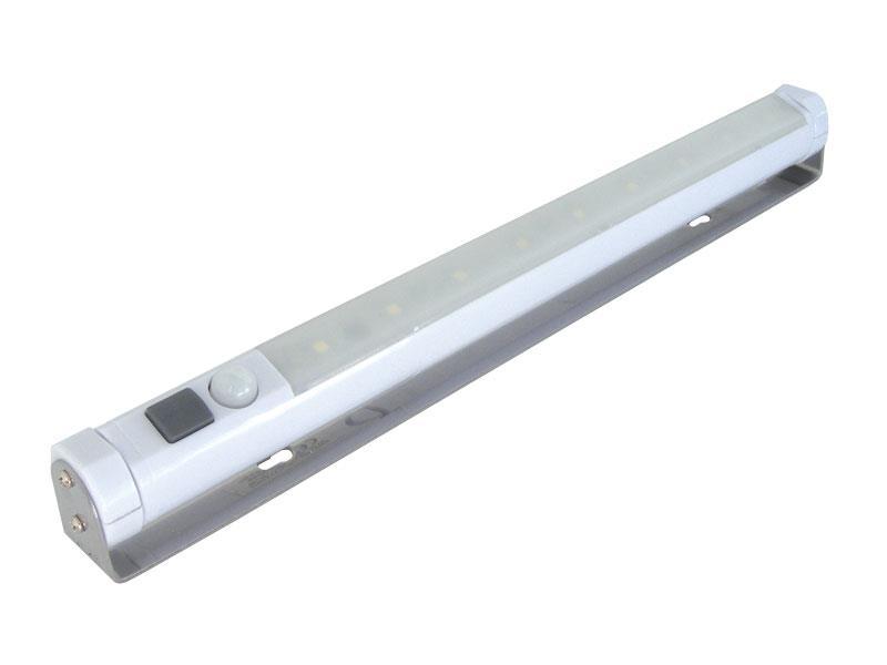 TIPA Svítidlo LED nástěnné s pohybovým PIR senzorem TPK02, bílá