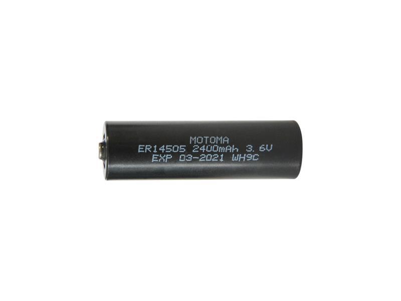 Batéria lítiová 14500/14505 3,6V 2400mAh MOTOMA