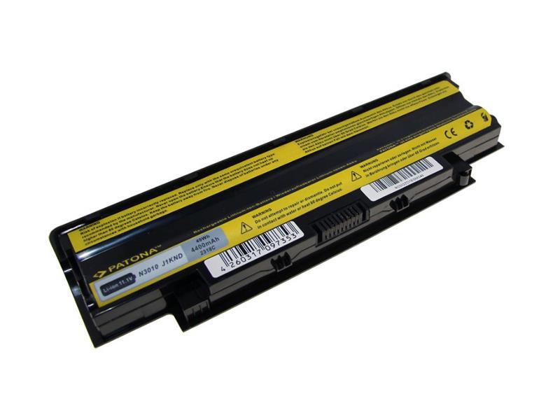 Batéria notebook DELL INSPIRON 13R 4400mAh 11.1V PATONA PT2318