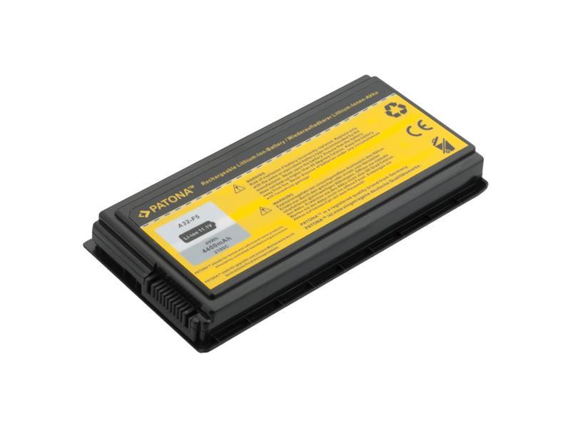 Batéria notebook ASUS F5 / X50 4400mAh 11.1V PATONA PT2100