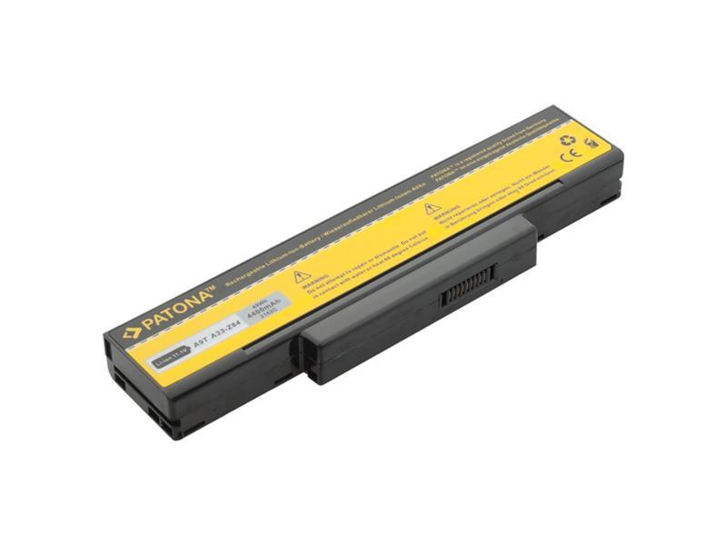 Batéria notebook ASUS A9 / F3 4400mAh 11.1V PATONA PT2162