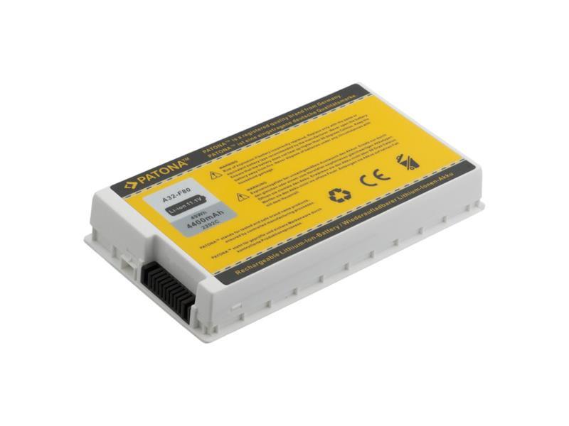 Batéria notebook ASUS A32-F80 4400mAh 11.1V PATONA PT2292