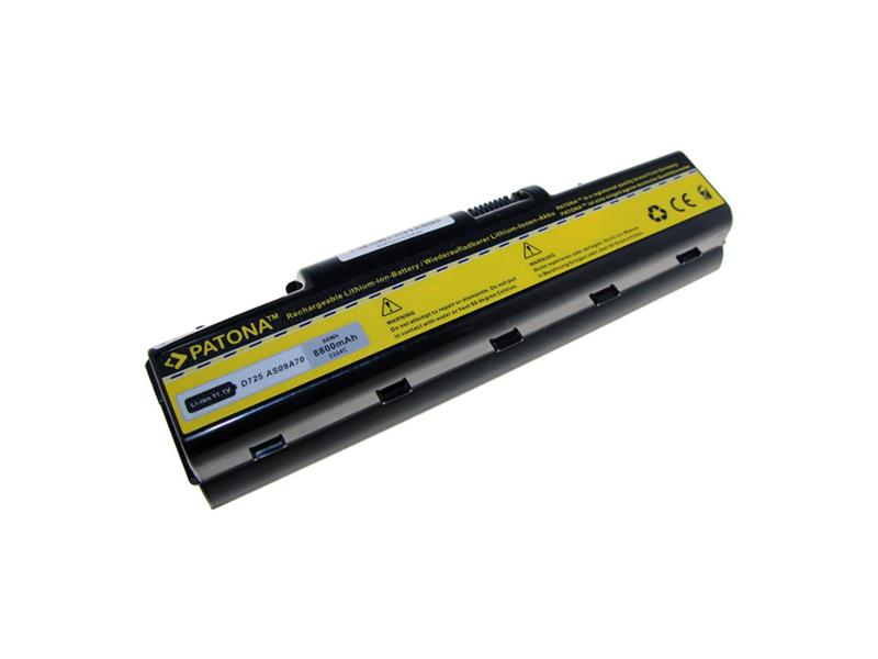 Batéria notebook ACER ASPIRE AS09A31 8800mAh 11.1V PATONA PT2324