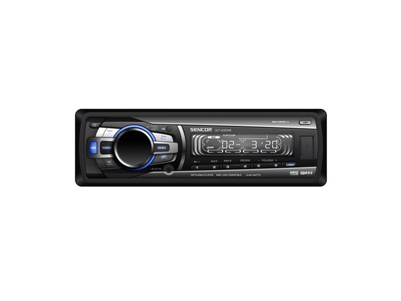 Autorádio SENCOR SCT 4055MR USB/SD/RDS