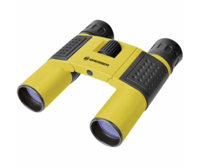 Ďalekohľad binokulárne BRESSER TOPAS 10x25 žltá