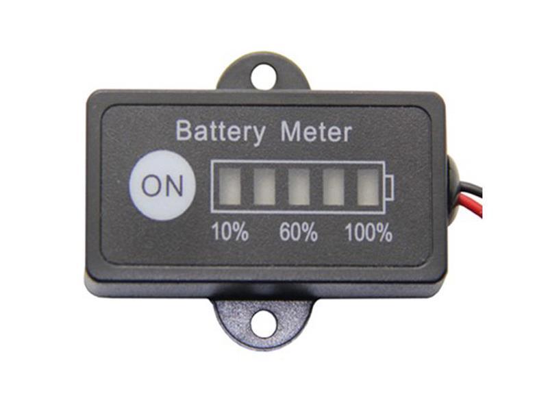 Panelové měřidlo DV35948/12 tester kapacity autobaterie 12V