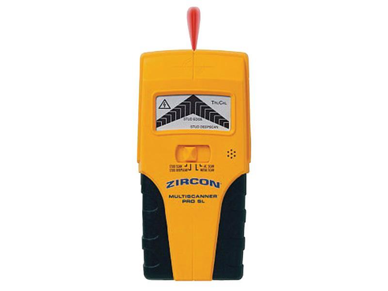 Detektor kovů a elektrického vedení MultiScanner Pro SL Zircon