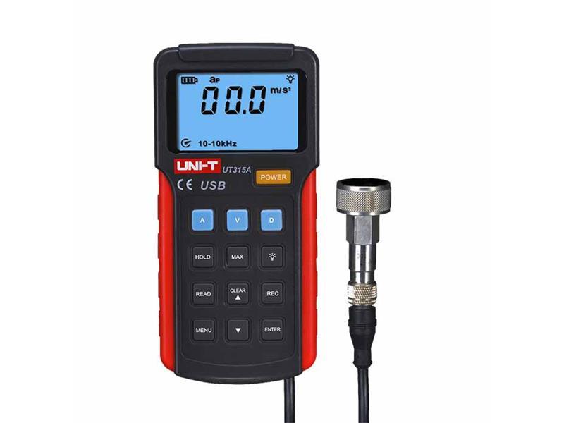 Přístroj k měření vibrací UNI-T UT315