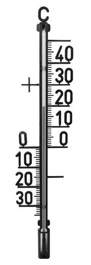 Teplomer analogový vnitřní a venkovní Techno LineWA1055