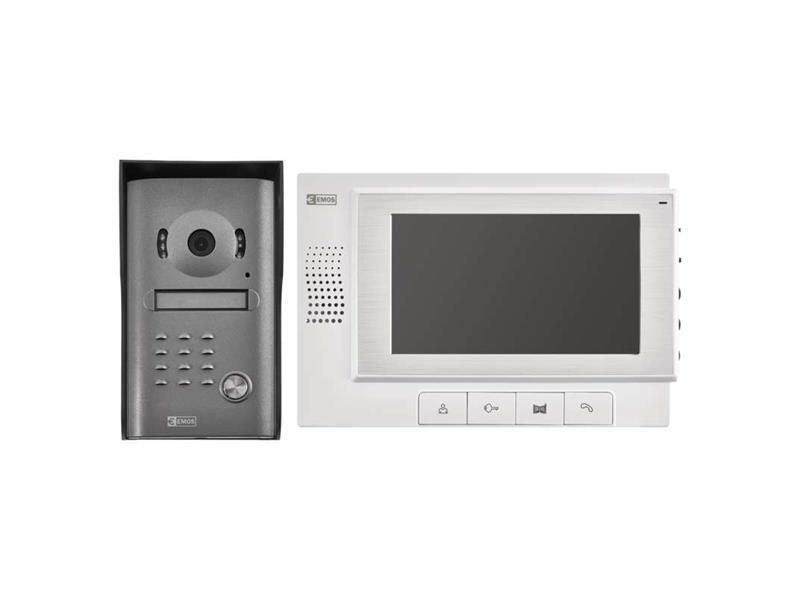 Sada farebného videotelefónu a kamery RL-03M