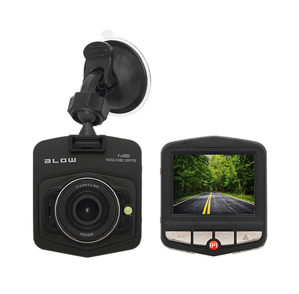 """Kamera do auta Full HD BLOW F570, 2.4"""""""