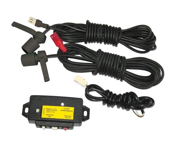 Autoalarm - ultrazvukové čidlo