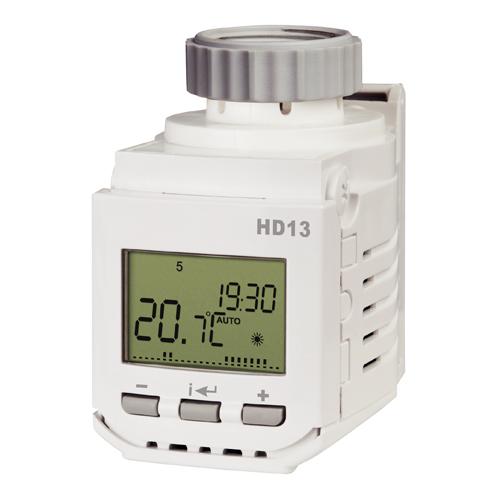 Termostatická hlavice programovatelná HD13 ELEKTROBOCK