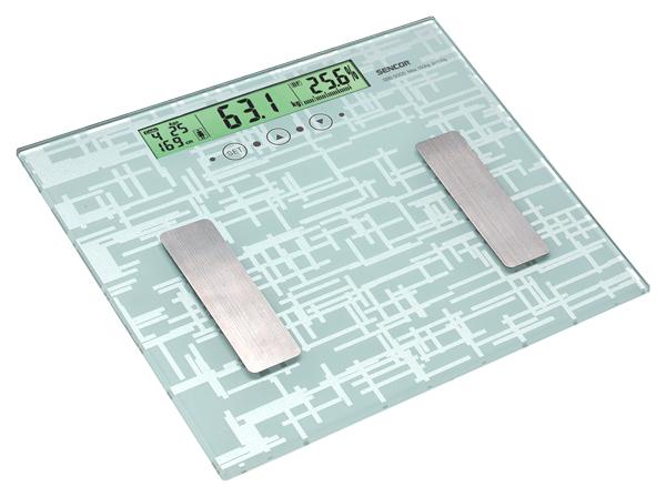 Váha osobná SENCOR SBS 5005