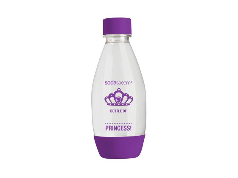 Sodastream fľaša detská PRINCESS VIOLET 0.5l