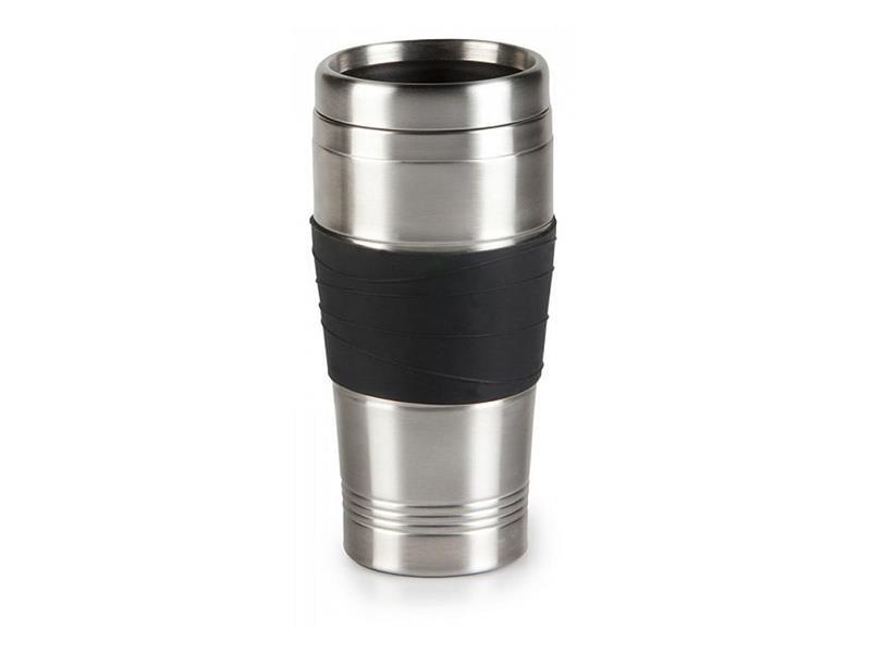 Termohrnček - čierny - pre kávovar DOMO DO437K
