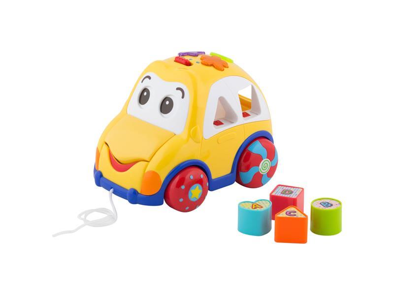 Hračka BUDDY TOYS Auto vkládačka BBT 3520
