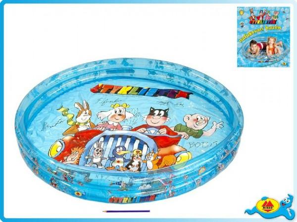 Bazén nafukovacie 2 komory ČTYŘLÍSTEK 91 x 20 cm detský