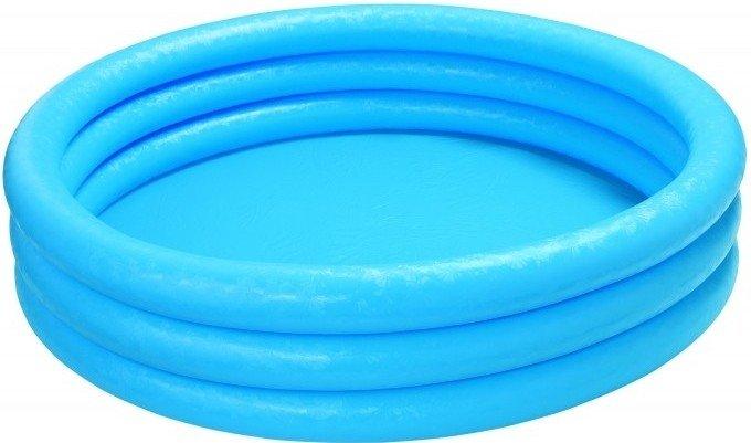 Bazén nafukovací 3 komory 168 x 38 cm detský