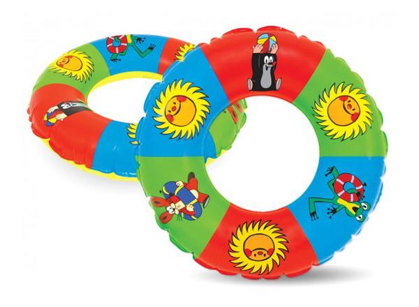 Kruh nafukovacia TEDDIES KRTEČEK detský