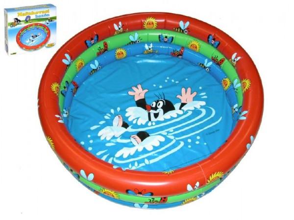 Bazén nafukovací KRTEČEK 122 x 20 cm detský