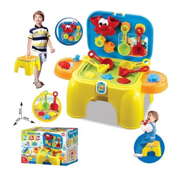 Hračky na pieskovisko G21 so sedadlom