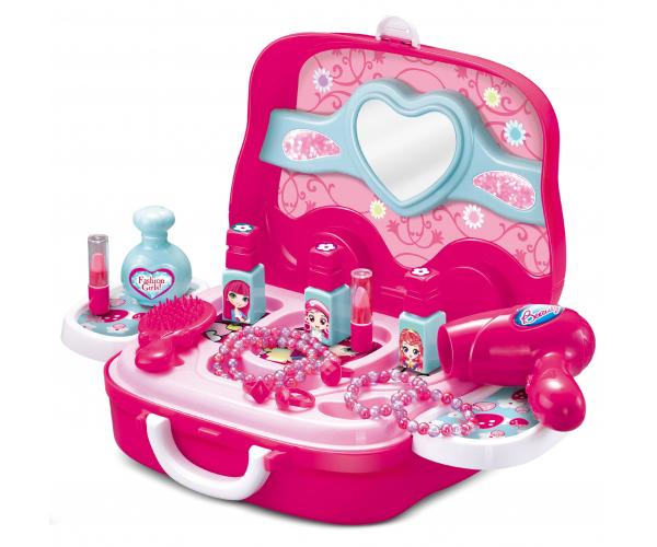 Kufrík kozmetický G21 detský