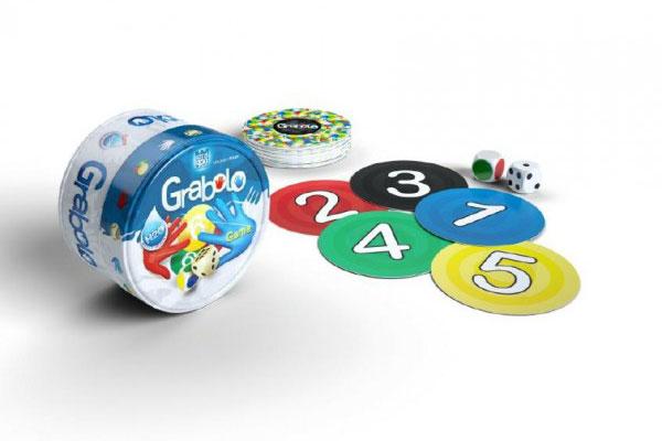 Hra kartové BONAPARTE GRABOLO detská