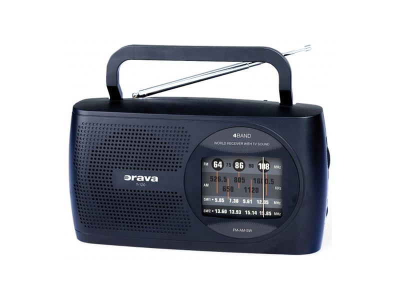 Rádio ORAVA T-120 B