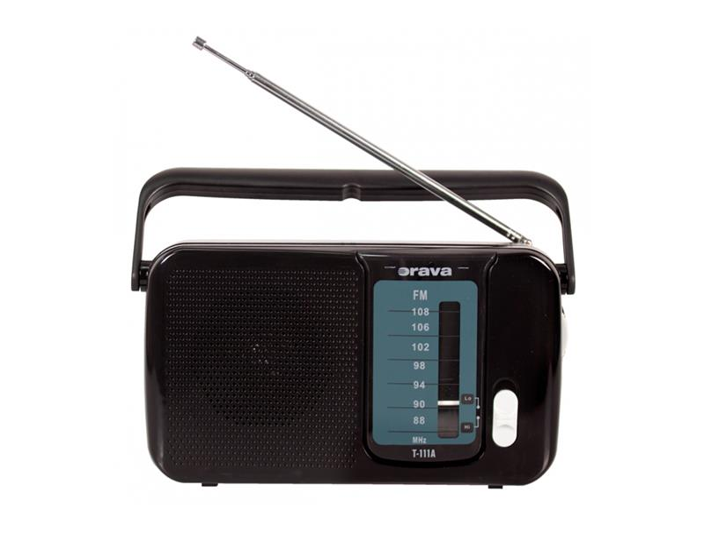 Rádio ORAVA T-111 A