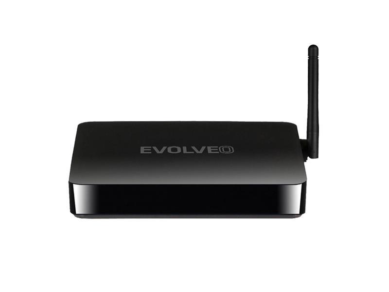 Přehrávač multimediální EVOLVEO Android Box H8, Octa Core
