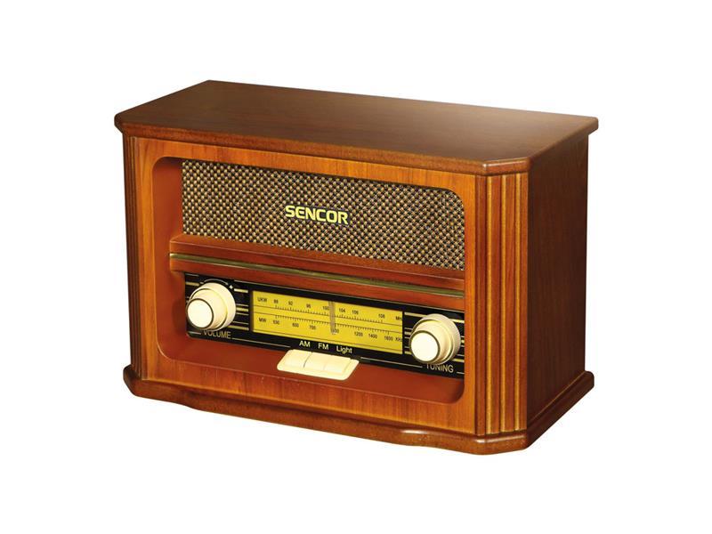 Rádio retro SENCOR SRD 020