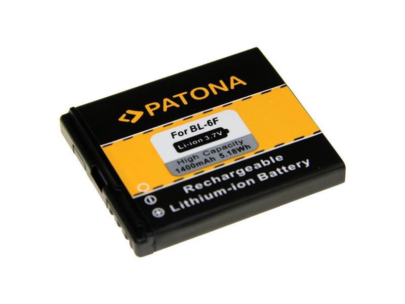Batérie gsm NOKIA BL-6F 1400mAh PATONA PT3042